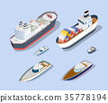 Isometric models of ships 35778194