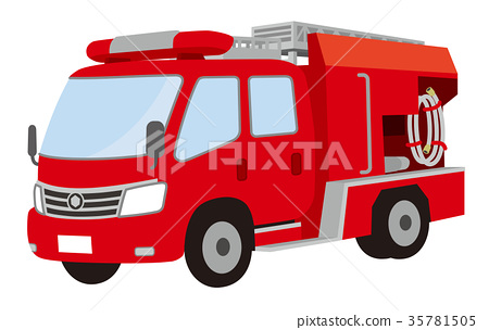 Fire engine 35781505