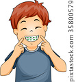 Boy Braces 35800579