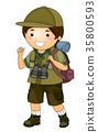 Boy Scout Camp Gear 35800593