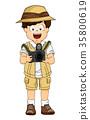 Camera Safari Kid 35800619