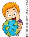 kid, boy, earth 35800662