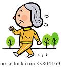 시니어, 노년, 노인 35804169