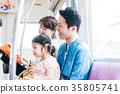 가족 전철 촬영 협조 · 게이오 전철 주식회사 35805741