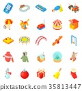 icons set vector 35813447
