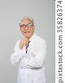 의사, 노인, 한국인 35826374