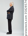 건강한 노인의 포트레이트 35826574