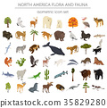 animal bird vector 35829280