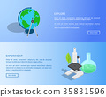 education, science, concept 35831596