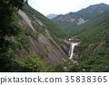 폭포, 야쿠시마, 물 35838365