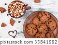 cookie, cookies, cocoa 35841992