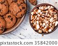 cookie, cookies, cocoa 35842000