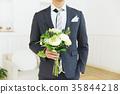 결혼식, 웨딩, 결혼 35844218