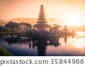Pura Ulun Danu Bratan, Hindu temple on Bratan lake 35844966