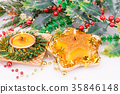 Christmas candles 35846148