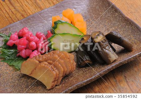 日本醃菜 爛醉如泥的 什錦 35854592