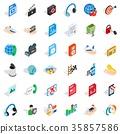 web, design, icon 35857586