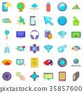 web, development, icon 35857600