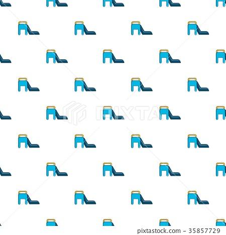 Children slide pattern seamless 35857729