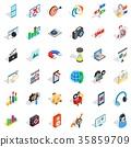 web, progress, icon 35859709