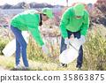 시니어 (청소 활동) 35863875