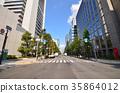 โอซาก้า,ถนน,วิวเมือง 35864012