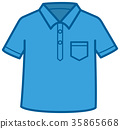 의류 티셔츠 35865668