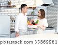 廚房 蔬菜 料理 35869961