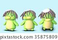 河童 雨衣 插图 35875809