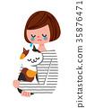 女生 女孩 女性 35876471