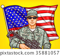 pop, art, military 35881057