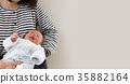 여성, 어머니, 얼굴 없음 35882164
