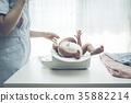 新生儿 婴儿 宝宝 35882214