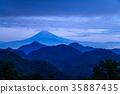 mountain, fuji, mt 35887435