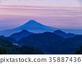mountain, fuji, mt 35887436