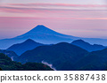 mountain, fuji, mt 35887438