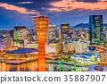 Kobe, Japan Cityscape 35887907