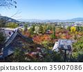 풍경, 가을, 에이칸 35907086