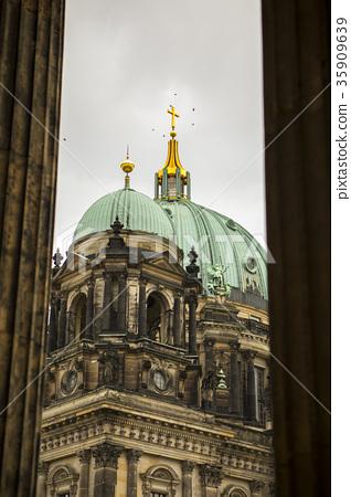 Berlin, Berlin, Berlin Cathedral, Autumn, ドイツベルリン, ベルリン 圣, Autumn, Berlin Cathedral, 35909639
