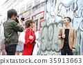 거리 취재 거리 스냅 남성 패션 35913663