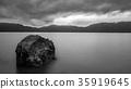 湖泊 湖 海湾 35919645
