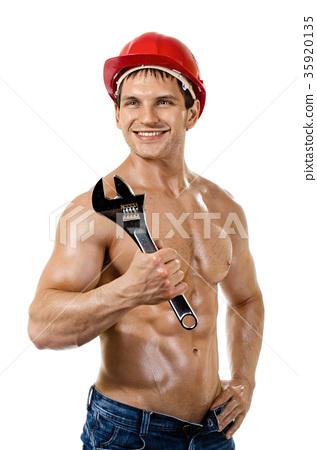 sexy workman 35920135