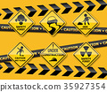 warning, caution, signs 35927354