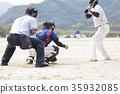 동네 야구 이미지 35932085