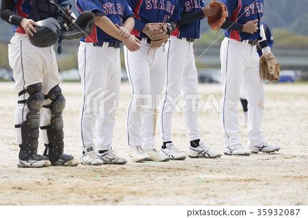 동네 야구 이미지 35932087