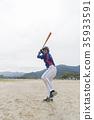 동네 야구, 사회인 야구, 남성 35933591