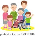三代家庭 35935386