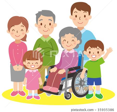 家庭 家族 家人 35935386