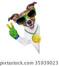 brazil soccer dog 35939023