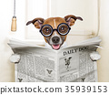 dog toilet 35939153